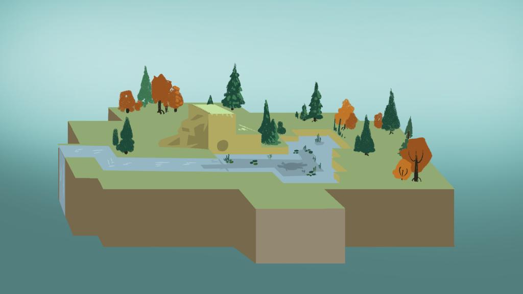 design of a mobile game environment