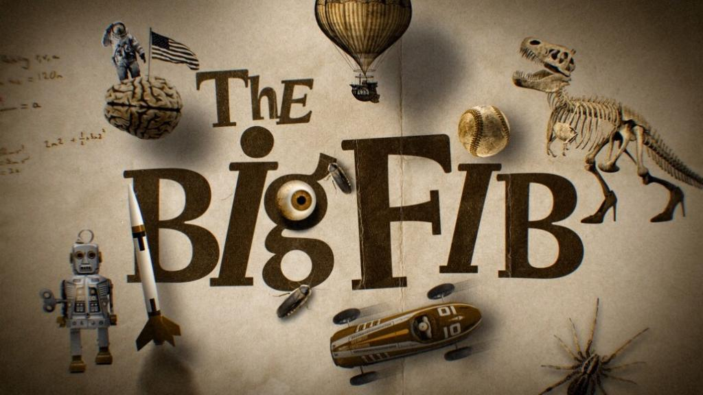 Big Fib, TV show design