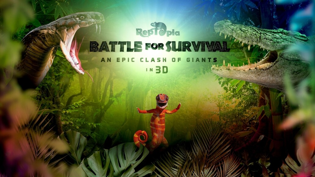 MANDAI BATTLE FOR SURVIVAL: REPTOPIA