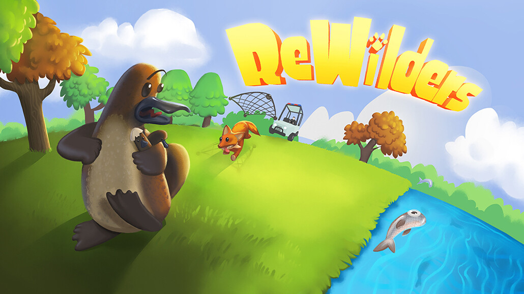 Rewilders Game