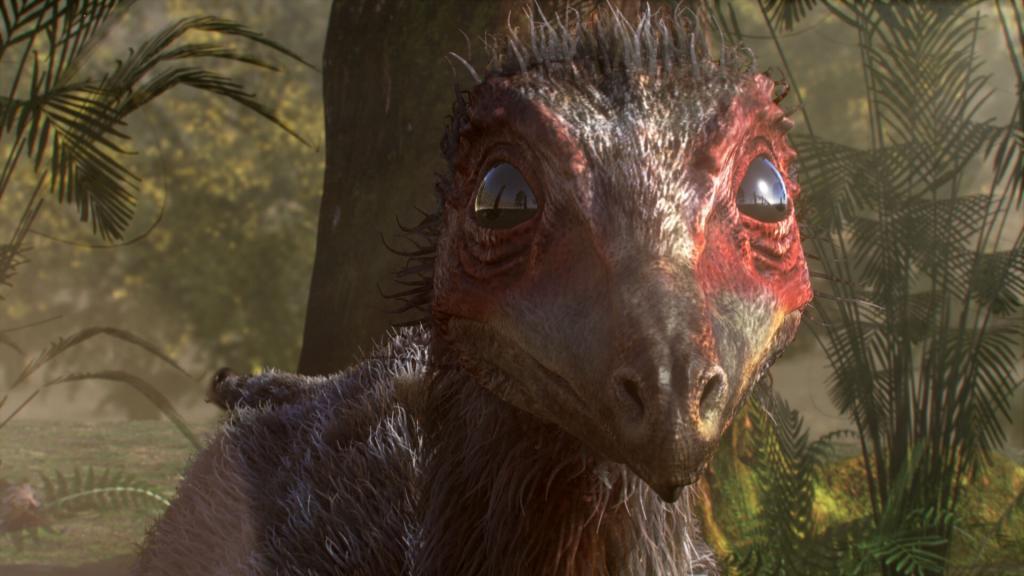 Creature creation with CGI