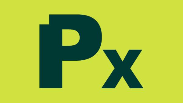 px rectangle logo